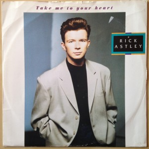Rick Astley - Take Me To Your Heart (EP)