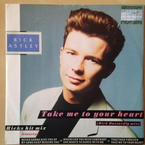 Rick Astley - Ricks Hit Mix (EP)
